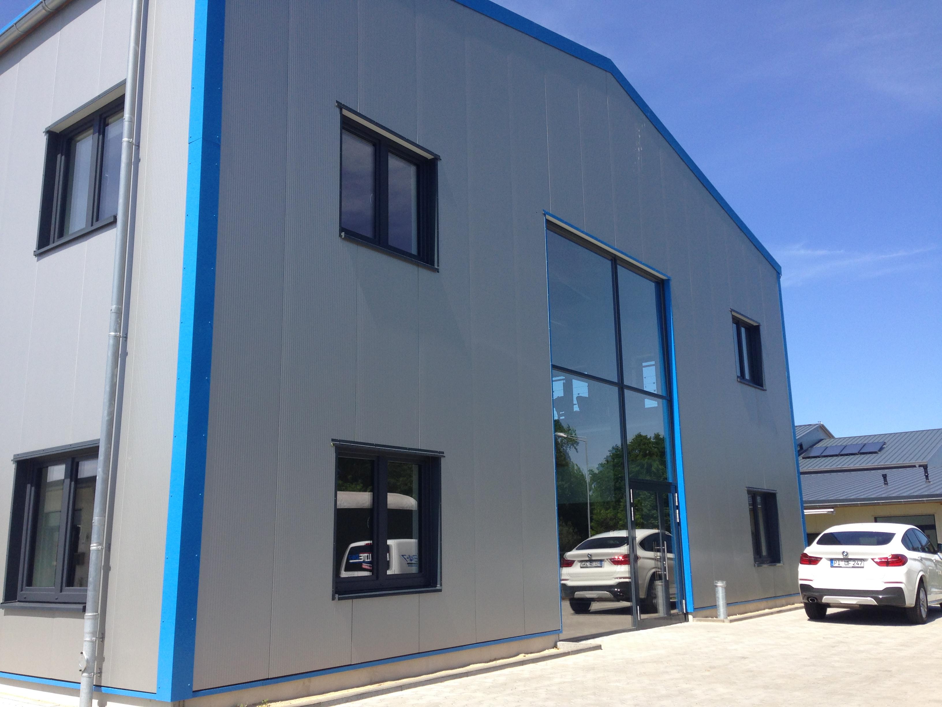 Eröffnungsfeier unserer neuen Betriebsstätte!